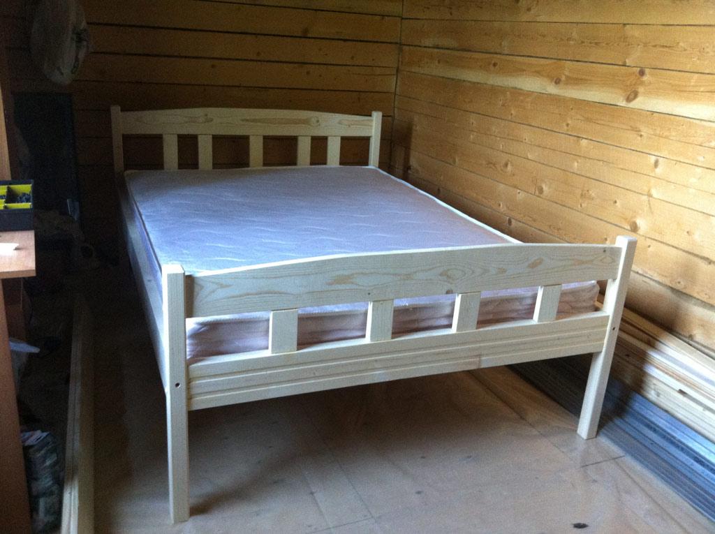 Кровать полуторка своими руками фото 63