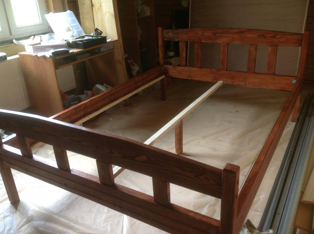 Кровать полуторка своими руками фото 51