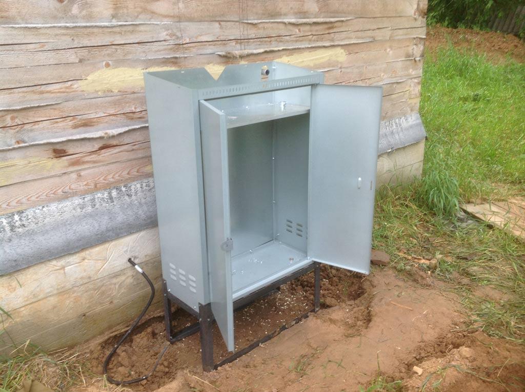 Ящик для газового баллона своими руками видео