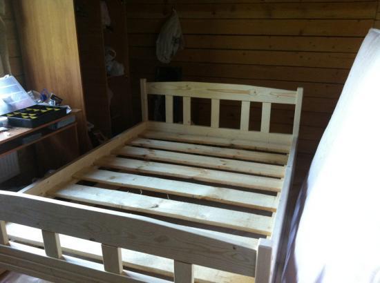 Кровать полуторка своими руками фото 66