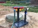 Перенос точки забора воды вглубь садового участка